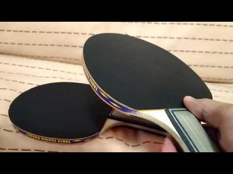 Видеообзор на теннисный набор DOUBLE FISH СК-301