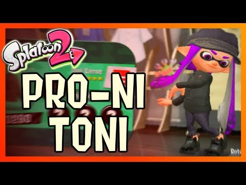Version 4 0 0! Toni Kensa Weapons! - Splatoon 2 - Gameplay
