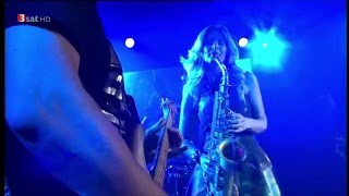 Lily Was Here -  Candy Dulfer @ Band (HD)