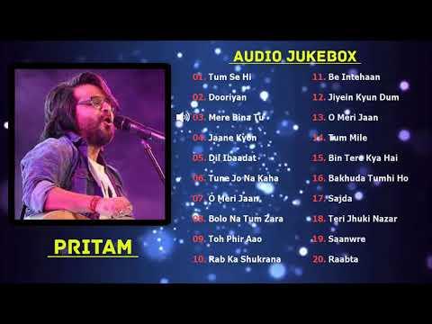 Best of Pritam Songs 2018 | TOP 20 SONGS | Pritam Chakraborty Audio Jukebox