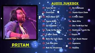 Best of Pritam Songs 2018 | TOP 20 SONGS | Pritam Chakraborty Audio Jukebox
