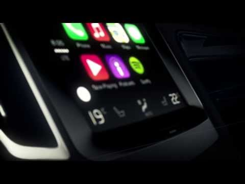 Volvo and Apple CarPlay