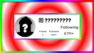 who follows the most accounts on Roblox?