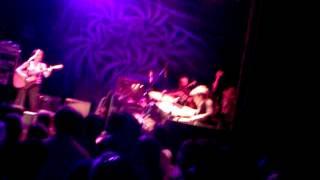 """Dilate"" Ani DiFranco live at Bowery Ballroom, June 19th"