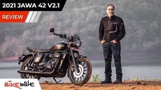 2021 Jawa 42 BS6 Review | What is New, Why Should You Care, And Is It Worth Buying | BikeWale