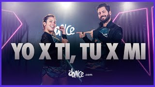 Yo X Ti, Tu X Mi   ROSALÍA Ft. Ozuna | FitDance Life (Coreografía Oficial) Dance Video