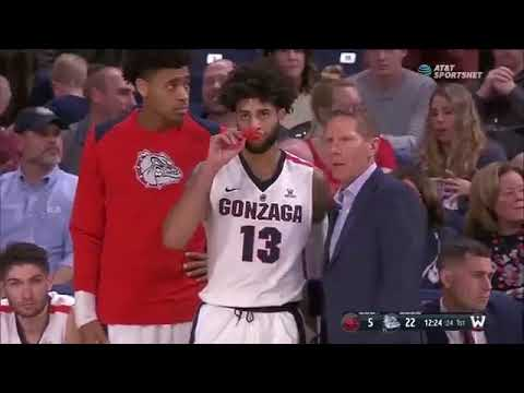 Incarnate Word vs Gonzaga   NCAA Basketball 2017   29 11 2017