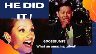 "Marcelito Pomoy semi finals- Full Performance ""Time to say Goodbye"" AGT"