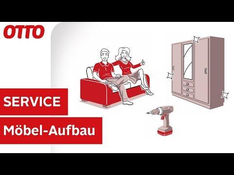 Aufbau-Service für Möbel | Installation & Aufbau | Service bei OTTO