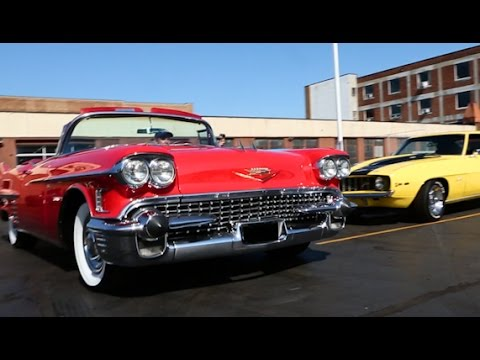 Video of '58 Series 62 - JRFG