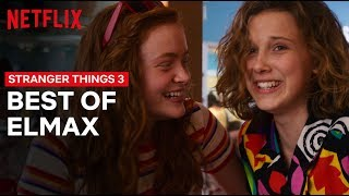 Best of Eleven and Max | Stranger Things | Netflix