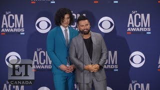 Dan + Shay Celebrate ACM Wins