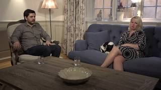 Chang Frick, Nyheter Idag, i samtal med Ann Heberlein