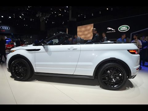 2017 Land Rover Range Rover Evoque Video Preview