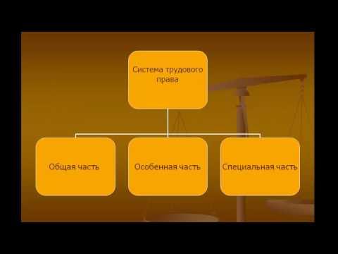 Понятие, предмет, метод  Система, принципы, источники трудового права