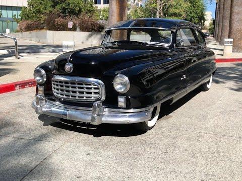1950 Nash Ambassador (CC-1433992) for sale in Glendale, California