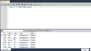 SQL Tutorial - 48: Views in SQL (Part-1)