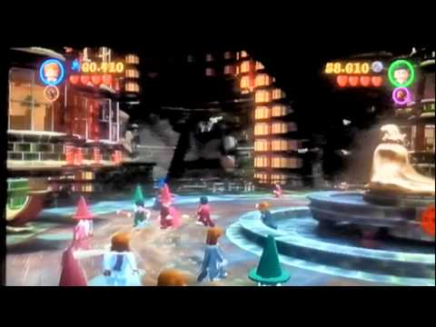 Vidéo LEGO Jeux vidéo WIILHP57 : Lego Harry Potter : Années 5 à 7 Wii
