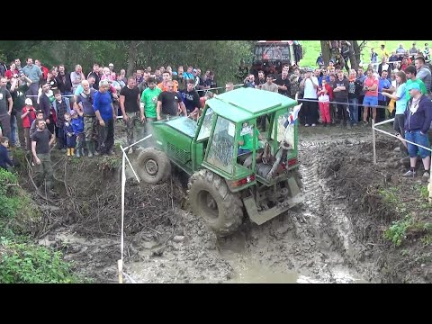 Traktoriáda /Tractor show/ - The best moments