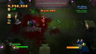 Burn Zombie Burn - Zombies Ate my Teddy, Dev Medal
