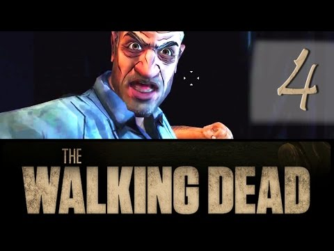 Ty hajzle! | The Walking Dead #4