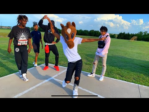 Blanco Brown - The Git Up ( OFFICIAL DANCE VIDEO ) @m0j0.king