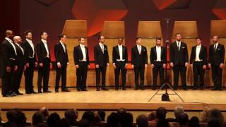 """Cantus & Chanticleer -  """"We Shall Walk Through the Valley in Peace""""  (Oct. 3, 2016)"""