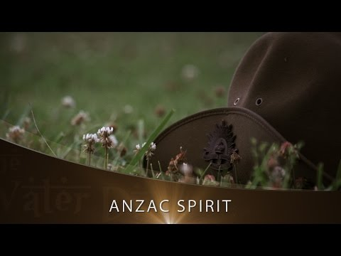 The Water Diviner (Featurette 'ANZAC Spirit')