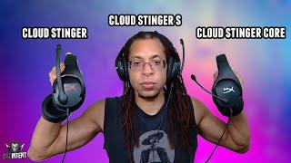 HyperX Cloud Stinger vs Cloud Stinger S vs Cloud Stinger Core [Review and Comparison]