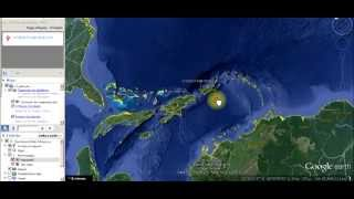 Deepest Point of the Atlantic Ocean -Puerto Rico Trench