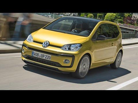 VW Up 2017 Test | Fahrbericht | Review | Volkswagen Up 1.0 BMT