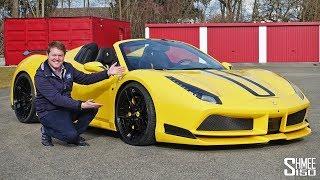 This Novitec N-Largo is a Crazy Ferrari 488 Spider! | FIRST LOOK