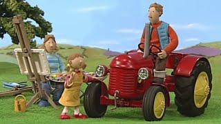 Kleiner Roter Traktor   Der neue Motor   Kinderfilme