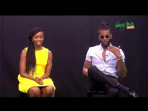BbNaija TeddyA and BamBam talks about their experience in the house