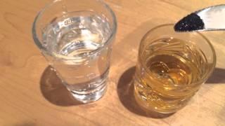 Как определить опасный ли алкоголь? (Jack Daniel