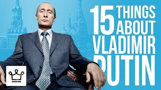 15 Things You Didn't Know About Vladimir Putin