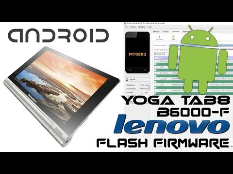 How to flash custom ROMS on Lenovo tab 2 - смотреть онлайн
