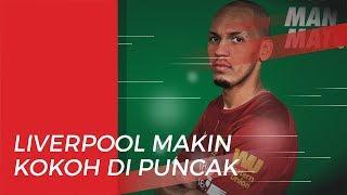 Kalahkan Manchester City, Liverpool Makin Kokoh Dipuncak Klasemen Sementara Liga Inggris