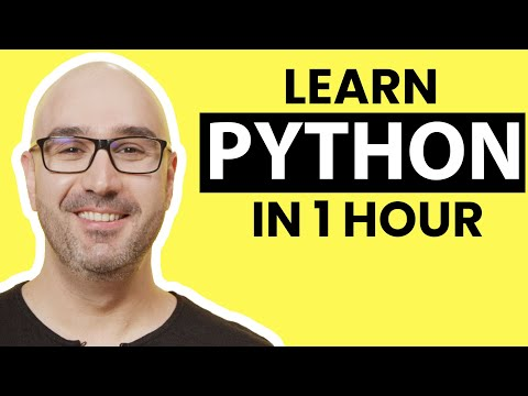 Python Tutorial for Beginners - Learn Python in 1 Hour - YouTube