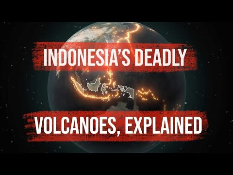 Why Living In This Indonesian Region Is So Dangerous