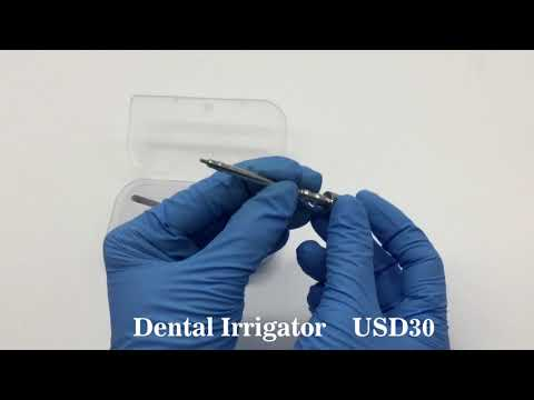 Dental Irrigator
