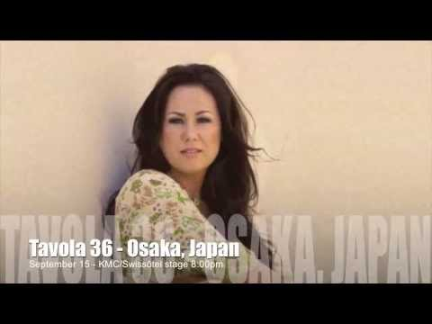 Denise Rosier Promo (Osaka, Japan)