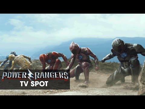 New TV Spot for Power Rangers