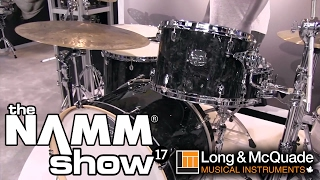 L&M @ NAMM 2017: Mapex Drums