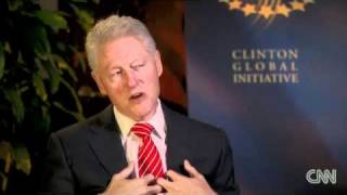 President Bill Clinton talks about Weight Loss