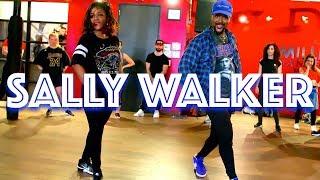 "Iggy Azalea   ""Sally Walker""| IG: @DidntInviteMe | JR Taylor Choreography"