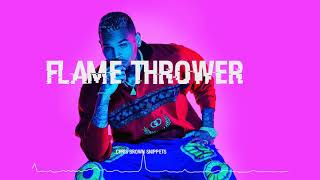 Chris Brown - Flame Thrower [Visual]