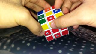 Kubik Rubik Yasash (5-qism)