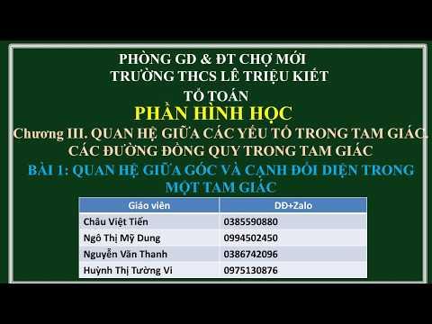 HinhHoc7 Chuong3 Bai1 QuanHeGiuaGocVaCanhDoiDien