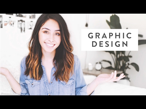 GRAPHIC DESIGN MAJOR & CAREER | Life as a Graphic Designer!